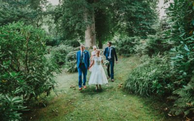 Beech Hill Country House Wedding | Ant & Gemma