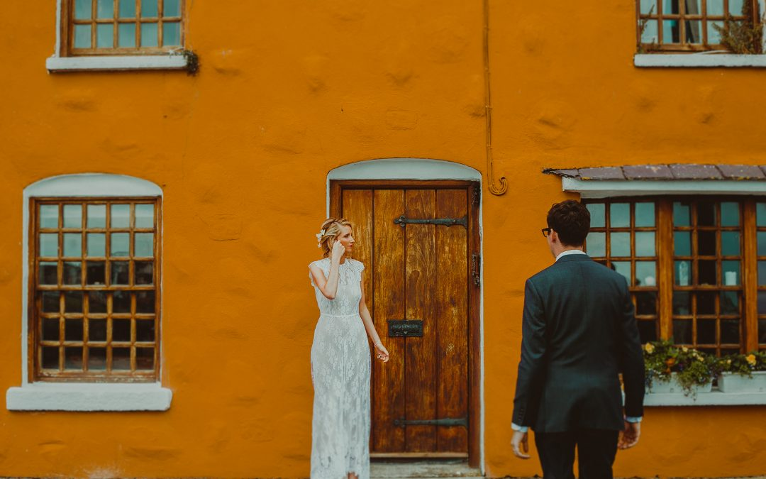 Amy & TJ's Awesome Galway City Wedding