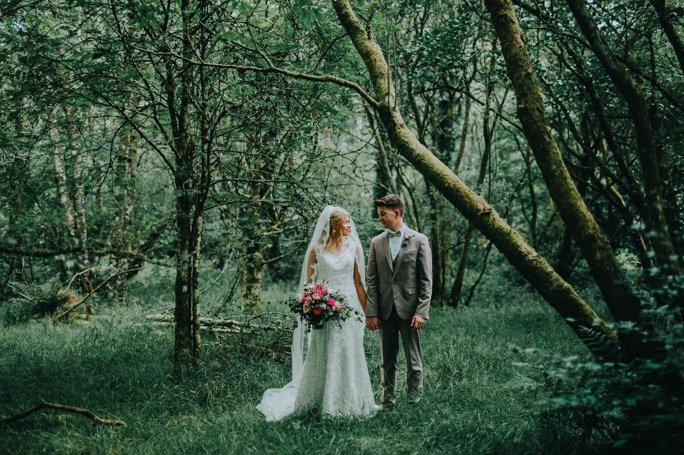 Alternative wedding photographers in Northern Ireland