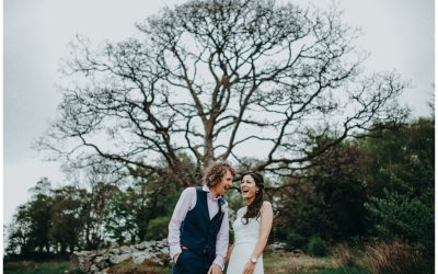 Back Garden Marquee Wedding in Ireland