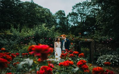 Lusty Beg Island | Louise & Joe