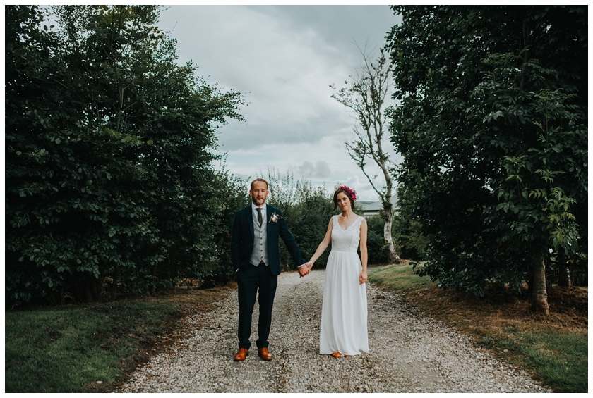 The Red Door Fahan | Campbell & Mairead