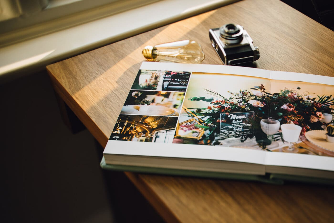 Album Design | Holly and Lime Photography